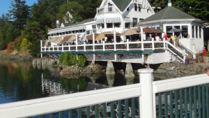 Roche Harbor Restaurant